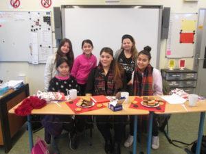 flüchtlinge im klassenzimmer