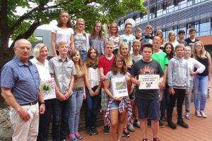 Schüler helfen flüchtlingen gemeinschaftsschule bredstedt