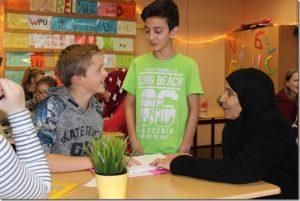 Sprachunterricht für Flüchtlingsfrauen