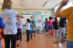 spiel und spaß aktionstag stadtteilschule stellingen