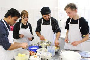 Integration durch gemeinsames Kochen