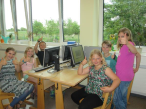 digitale bildung grundschule am sonnenberg