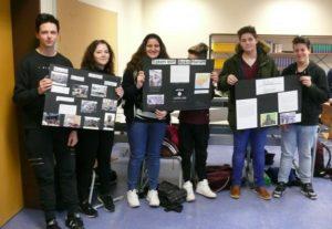 gymnasium lehrte informationsplakate