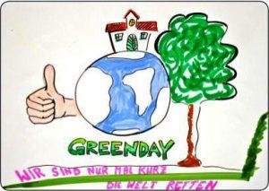 Aktiv fürs Klima in der Schule