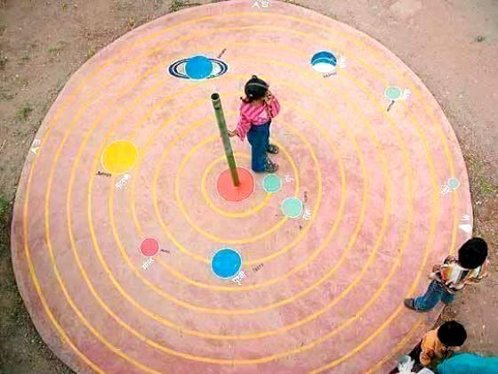 Planetensystem-Schule