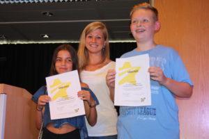 Auszeichnung Praxisprojekt