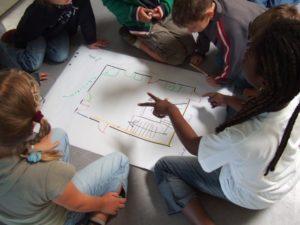 Schüler planen ihr Lernumfeld