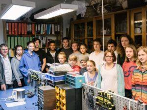 Schüler-Reparaturwwerkstatt