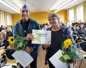Auszeichnung Gotthard-Kühl-Schule