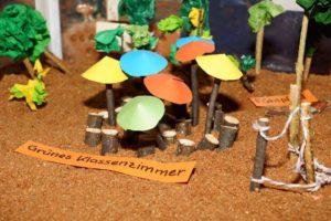 Grünes Klassenzimmer Grundschule Inningen Header