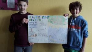 Plakat 2 der 6aG, Limesschule Idstein