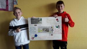 Plakat 4 der 6aG, Limesschule Idstein