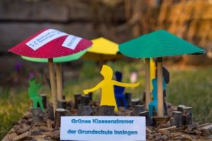Grünes Klassenzimmer Grundschule Inningen