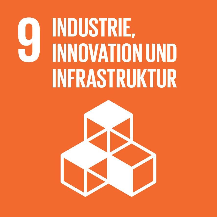 9 - Industrie, Innovation und Infrastruktur
