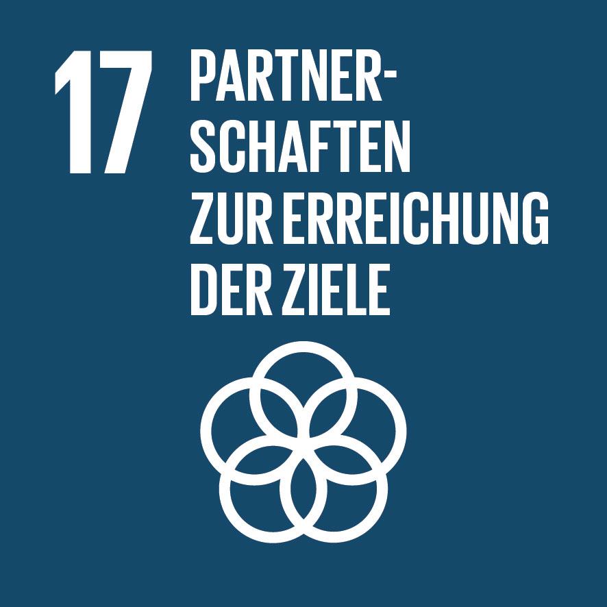 17 - Partnerschaft zur Erreichung der Ziele
