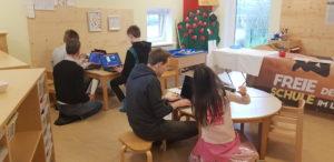 Laptops Freie Schule Himmelpforten