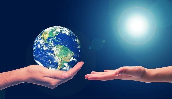 Unterrichtsfach Nachhaltigkeit groß