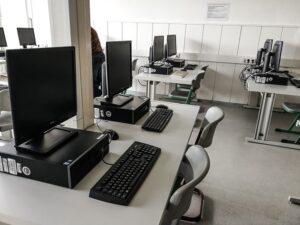 Die Digitalisierung an der Ganztagsschule Friedrichstadt Wittenberg geht weiter