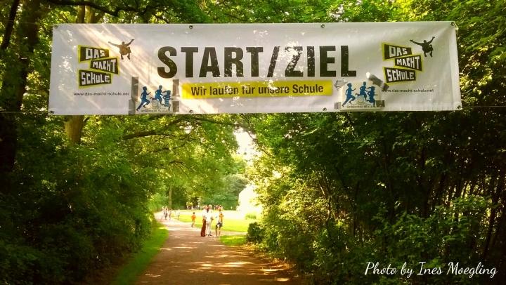 Sponsorenlauf-Banner