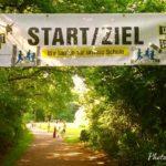 Sponsorenlauf Start-/Ziel-Banner