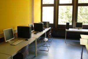 PC-Raum Gym Lehrte