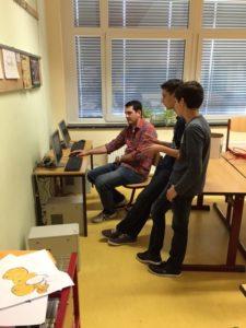 Schüler installieren PC
