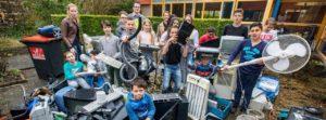 E-Waste Race Schüler