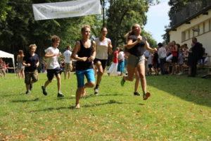 fleißige schüler sponsorenlauf freie schule glonntal