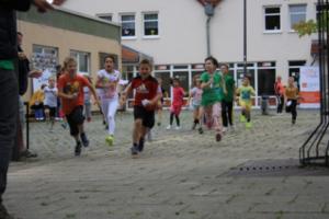 mosewaldschule schüler laufen