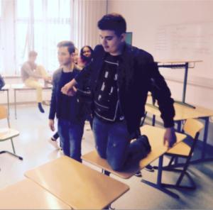 sts wilhelmsburg raktische veruche im klassenraum