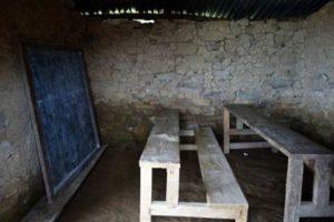 altes klassenzimmer nepal