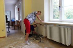 schule am wald renovierungsarbeiten 2
