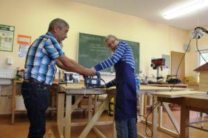 schule am wald renovierungsarbeiten