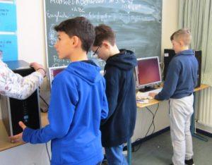 stadtteilschule stellingen testdurchlauf hardware
