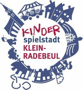 Logo der Kinderspielstadt Radebeul