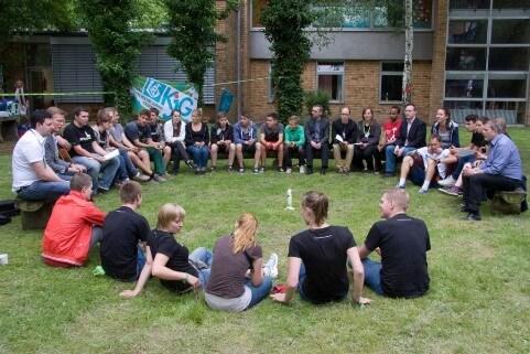 Sitzkreis Schule Köln