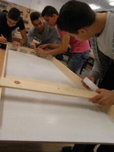 Kikertisch bauen sts wilhelmsburg