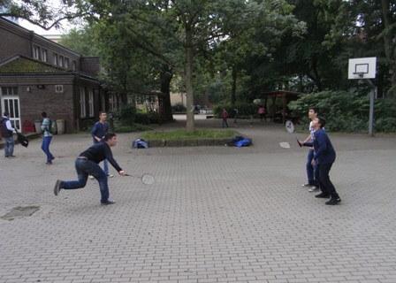 STS Wilhelmsburg Badminton