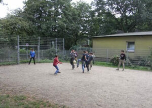 Fußball STS Wilhelmsburg