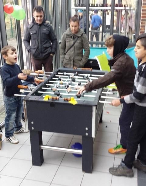 Sport verbindet alle Jugendlichen