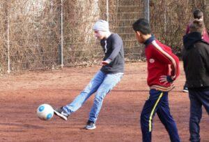 Fußball ist etwas was keine Sprache kennt und braucht