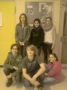 Helene Lange Schule Mittagspausen AG header