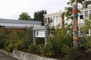Hermman Löns Schule Schild