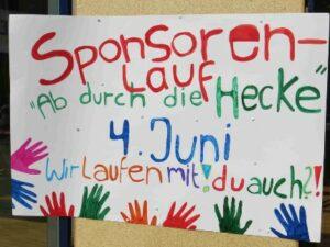 Realschule Hoya Sponsorenlauf