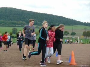 Rhön-Ulstertal-Schule Geisa Sponsorenlauf Header