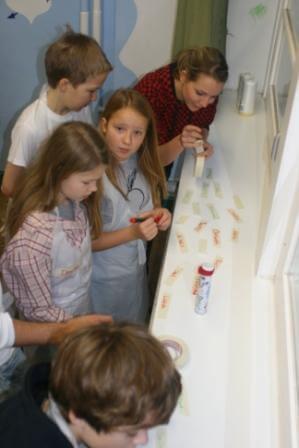 Stadtteilschule Winterhude Klassenzimmer renovieren