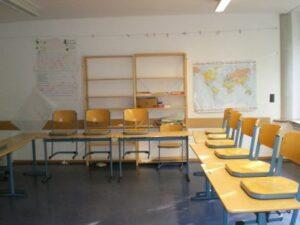 Stadtteilschule Am Hafen, Standort Neustadt Klassenraum renovieren