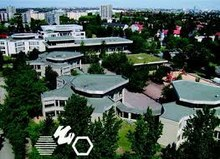 Walter-Gropius-Schule Luftbild