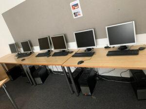 Das 1. Projekt,beim Euro-Trainings-Centre ETC e. V., ist fertig.