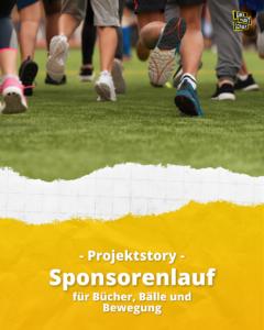Sponsorenlauf - Projektstory